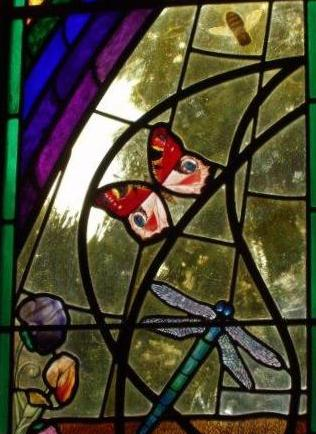 more-detail-of-new-stained-glass-window-birdbrook-essex